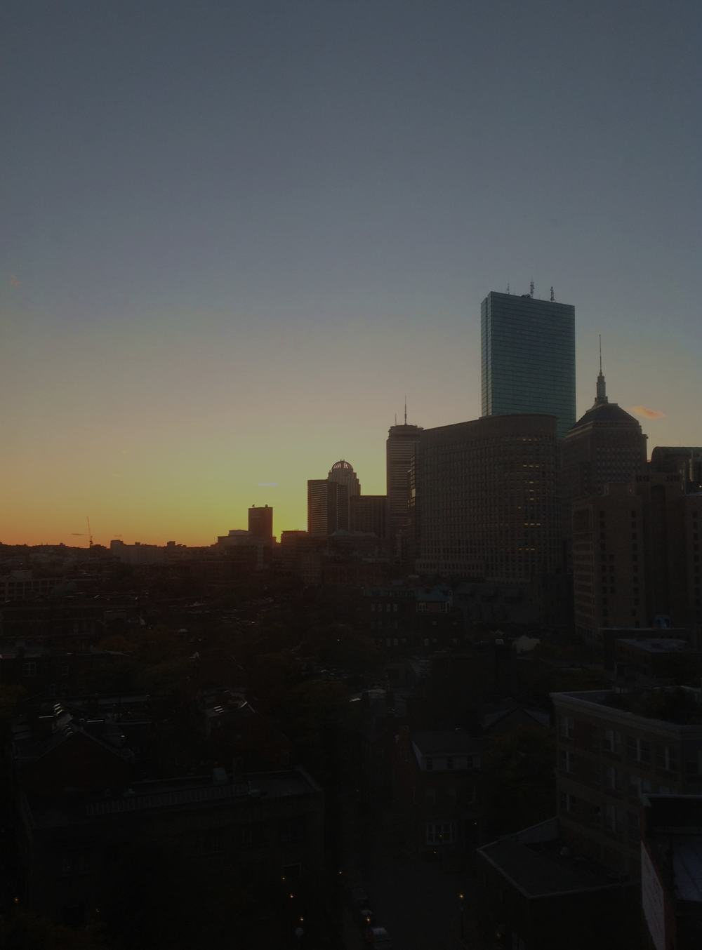 Boston-gryning